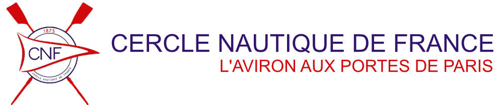 cercle nautique de france logo TEXT